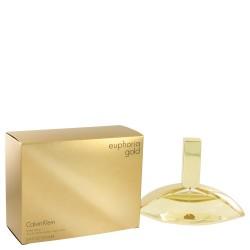 Euphoria Gold by Calvin Klein 100ML Eau De Parfum Spray (Limited Edition)