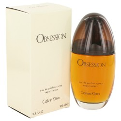 OBSESSION by Calvin Klein 100ML EDP